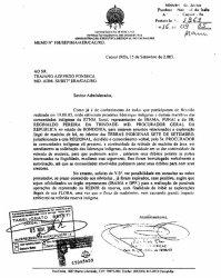 PROCURADOR FEDERAL AUTORIZOU EXPLORAÇÃO ILEGAL DE MADEIRA PARA ÍNDIOS PAGAREM DÍVIDAS; VEJA DOCUMENTOS E VÍDEO