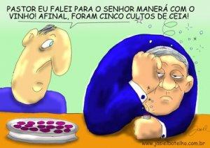 A Alma Católica dos Evangélicos do Brasil