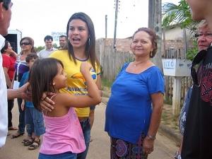 Mariana Carvalho defende empreendedorismo nas escolas da Capital