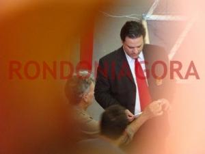 ELEIÇÕES RONDÔNIA: CONFIRA COM EXCLUSIVIDADE AS IMAGENS DO DEPUTADO PRESO