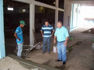 Obras da 2ª Ciretran de Ji-Paraná estão adiantadas