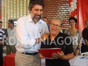 CÚPULA DO PMDB CONVIDA RAUPP PARA ASSUMIR NOVA FUNÇÃO NO CONGRESSO