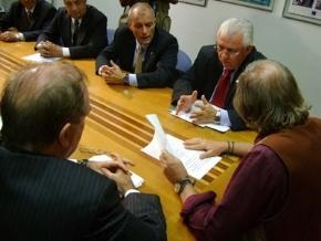 Ministro do Meio Ambiente declara apoio a proposta de Moreira Mendes