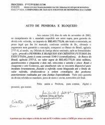 MPT TROCA MULTA DE R$ 4 MILHÕES POR 3 CAMIONETES DE LUXO EM RONDÔNIA