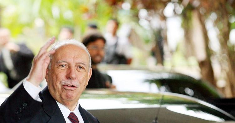 Ex-vice-presidente José Alencar morre aos 79 anos