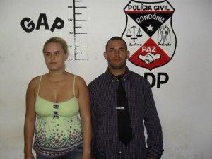 Casal é preso com mais de 3kg de cocaína no aeroporto de Ji-Paraná
