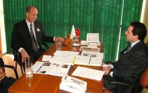 Deputado Natan Donadon garante recursos para Chupinguaia