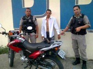 Falso jornalista de Rondônia é preso acusado de praticar assaltos na Paraíba