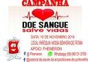 Igreja Católica organiza campanha de doação de sangue em Porto Velho