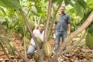 Prefeito eleito de Ouro Preto começa a visitar área produtiva do município