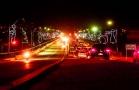 Ji-Paraná já está mais bela com iluminação natalina; Fotos