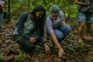 Agricultores do Projeto Quintais Amazônicos Participam de Intercâmbio no RECA; Fotos