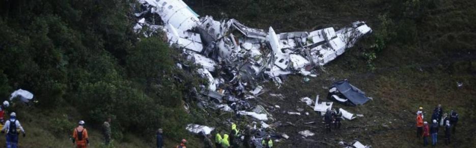 Confirmadas mortes de 76 pessoas na queda de avião com equipe da Chapecoense; Veja lista
