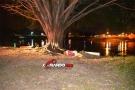 Ex-presidiário é executado a tiros nas margens do Rio Machado