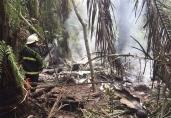 Bombeiros confirmam cinco mortes na queda de avião em Manaus; Vídeo e fotos