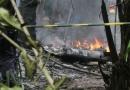 Morre a última vítima da queda de avião em Manaus