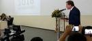Prefeito, vice e vereadores eleitos são diplomados em Porto Velho