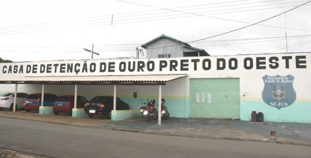 Mais de 50 presos serão beneficiados com a saída temporária em Ouro Preto do Oeste