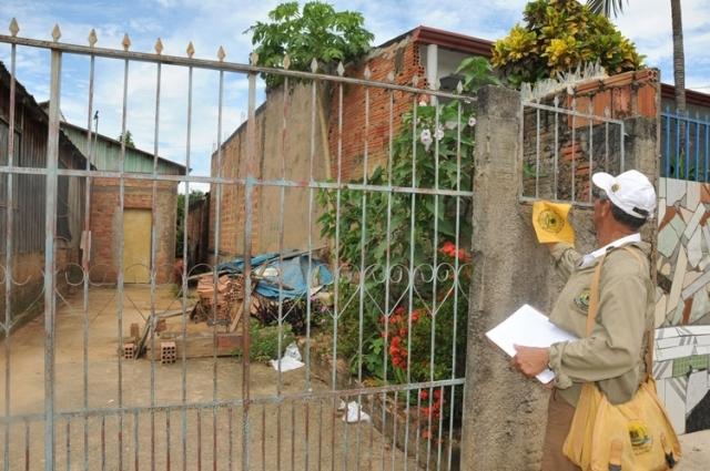 Ministério da Saúde envia mais de R$ 2,2 milhões para Rondônia combater mosquito da dengue