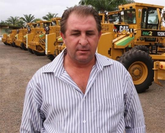 Equipe especial investiga assassinato do ex-prefeito Neuri Carlos Persch