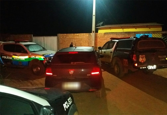 Policial é preso após manter menor de 15 anos em cárcere na Capital dentro de casa