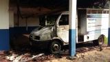 Incêndio destrói parte do Centro de Zoonoses e carrocinha em Ariquemes
