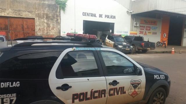 Trio é preso após render família de médico e roubar R$ 8 mil em Porto Velho