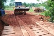 Trabalho da Semosp mantém pontes em condições de tráfego