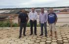 Luiz Cláudio vai lutar por recursos e melhorias no atendimento do Porto do Cai N'agua