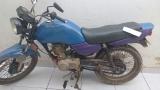 Adolescente é apreendido com motocicleta adulterada na Zona Sul de Porto Velho