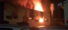 Vídeo: Policlínica da Capital é destruída após explosão de botija de gás