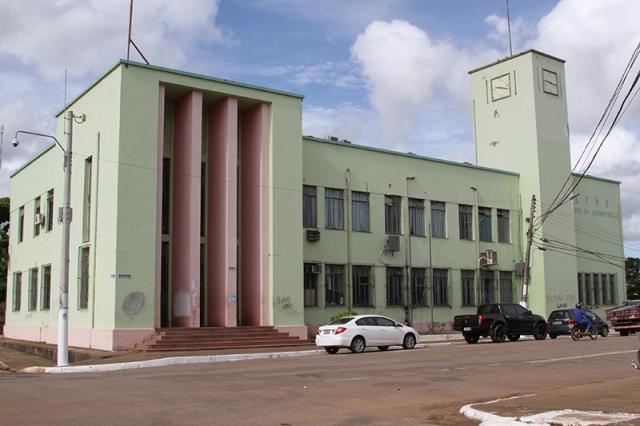 Governador aceita ceder prédio do relógio para a Prefeitura de Porto Velho