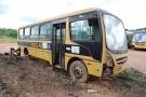 Frota de transporte escolar de Jaru em estado precário, denuncia própria prefeitura