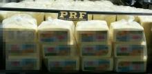 PRF apreende 4 mil quilos de queijo transportados sem nota fiscal em Porto Velho