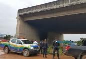 Homem é encontrado morto com sacola na cabeça embaixo de obra de viaduto de Porto Velho