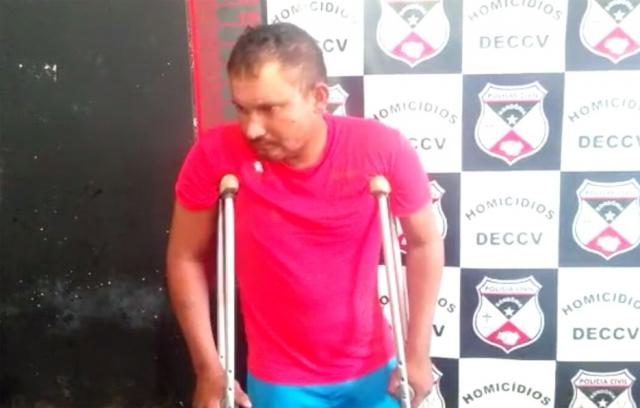 Suspeito de matar morador de rua embaixo de viaduto é preso em Porto Velho