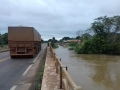 Cacoal está em alerta após a cheia dos rios Machado e Riozinho