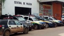 Dois são presos após furto em caminhão que foi fazer entrega na Vila Princesa