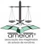 Nota de pesar da Associação dos Magistrados do Estado de Rondônia