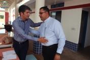 Prefeito entrega nova escola municipal em Guajará-Mirim