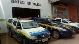 Dois são presos por transporte ilegal de madeira em Porto Velho