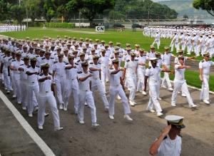 Marinha abre 220 vagas de níveis fundamental e médio
