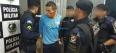 Após arrastão, criminoso troca tiros com policial de folga e acaba preso com revólver