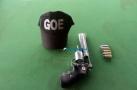 Membro da LCP é detido pelo GOE com revólver no setor rural de Mirante da Serra