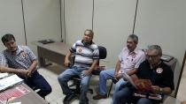 Abson Praxedes e professor Mário Jorge convocam filiados do Sindsef para votar na Chapa 1
