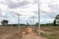 Nova área da Rondônia Rural Show recebe rede elétrica