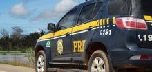 PRF apreende espingarda e 25 munições em Ji-Paraná
