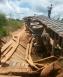 Queda de pontes e atoleiros prejudicam trafegabilidade na zona rural Ouro Preto do Oeste