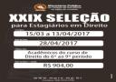 MP de Rondônia abre inscrições para seleção de estagiários de Direito