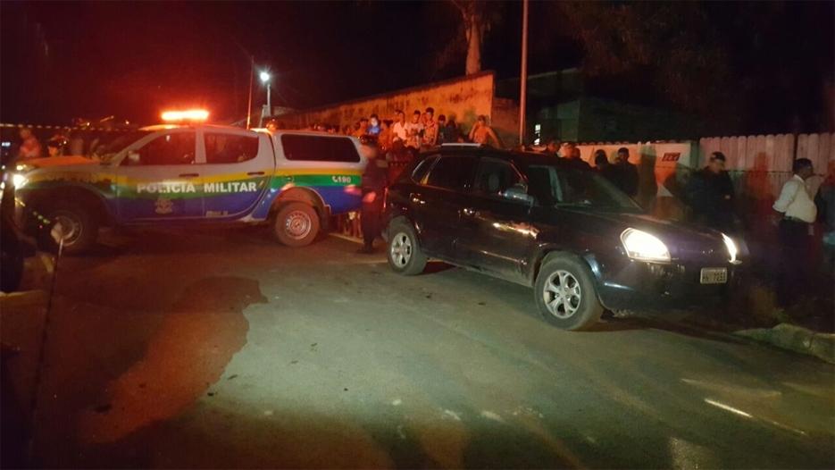 Identificada jovem de 21 anos que estava com Chico Pernambuco no momento da execução